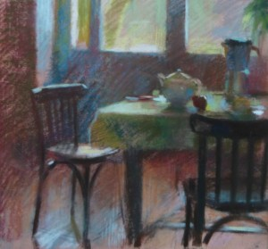 Pastel Art course in Catus.