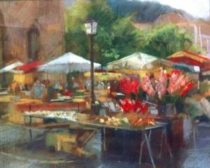 Cahors-market