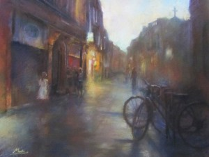 street scene France