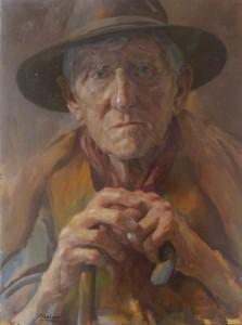 Portrait de mon Pere