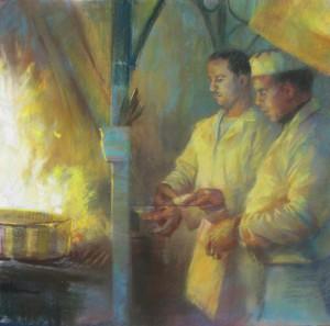 Marrocan chefs