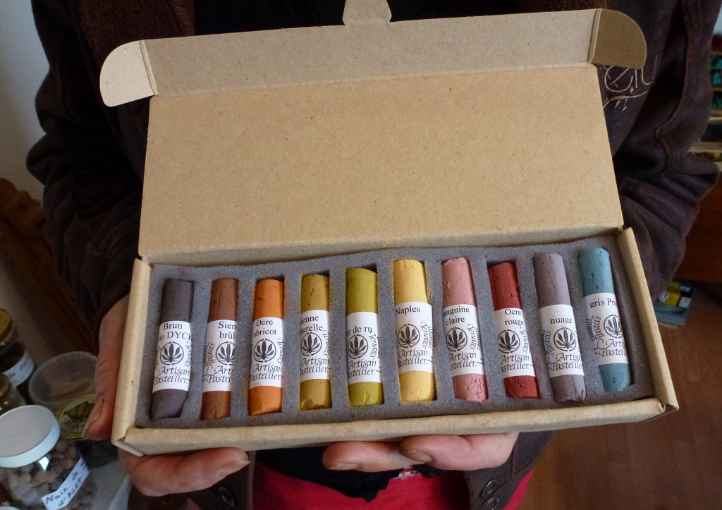 Artisan pastels