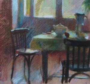Pastel Art course in Catus.