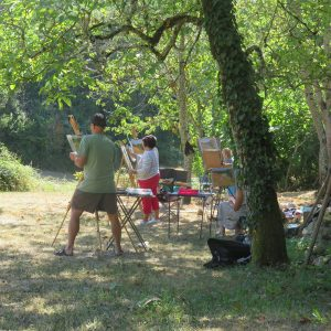 art course midi pyrenees.