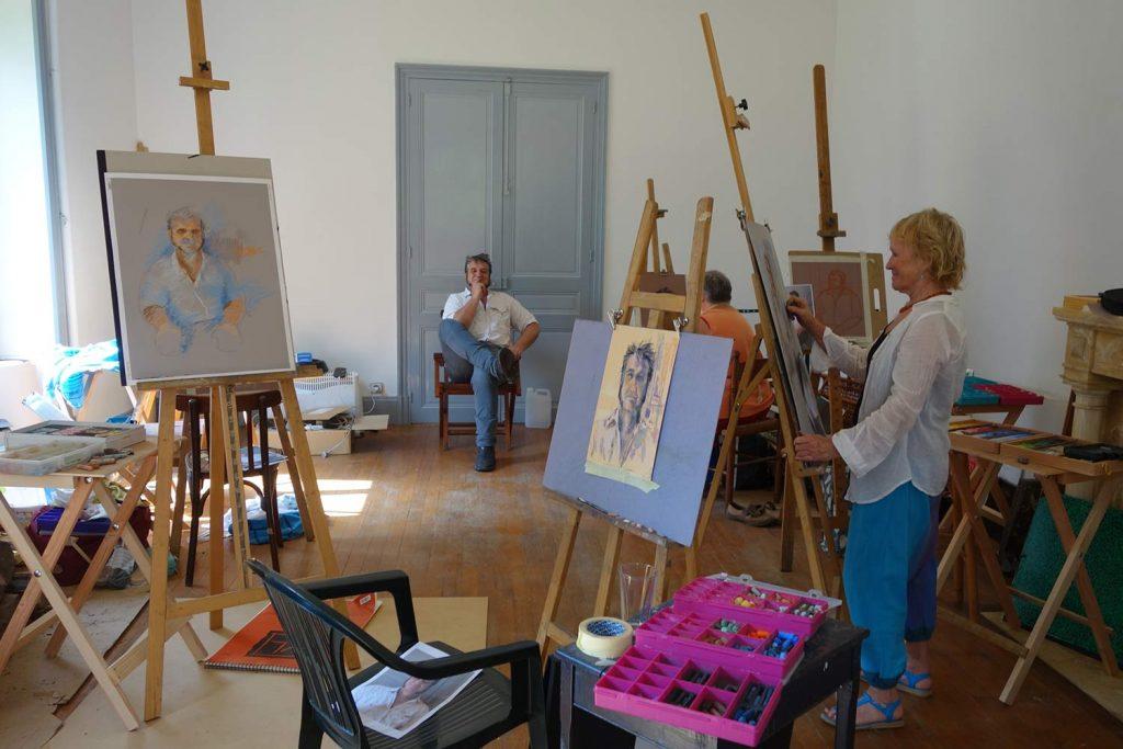 Prochain Stage de portrait le 28 et 29 septembre