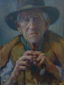 John at ninety